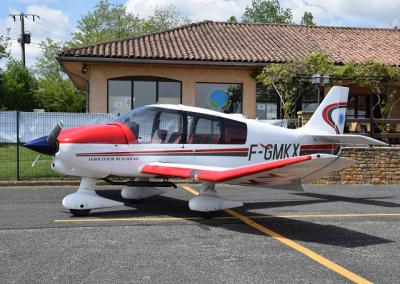 DR 400 F-GMKX