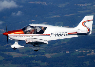 DR 400 F-HBEG
