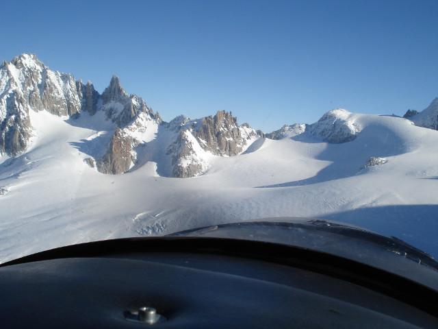 Vol Haute Montagne